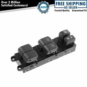 Master Power Window Switch Driver Side Left Lh Lf For 07 12 Nissan Pathfinder