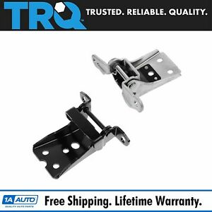 Door Hinge Upper Lower Pair Set For 80 96 Bronco F150 F250 Ranger Ltd