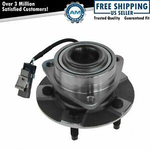 Front Wheel Hub Bearing Left Or Right New For Equinox Torrent Vue W Abs