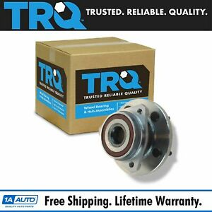 Trq Front Wheel Hub Bearing Assembly For 99 04 Jeep Grand Cherokee