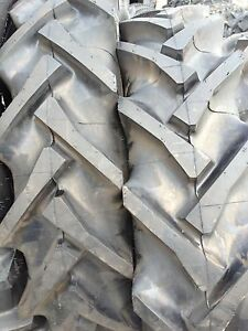 One 12 4x36 8 Ply David Brown Farmall Tractor Tire replace Your 11 2x36