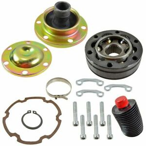 Front Driveshaft Cv Joint Rebuild Kit For Jeep Dodge Pickup Truck Brand New