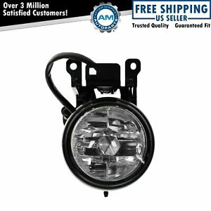 Fog Driving Light Lamp Driver Side Left Lh For 00 04 Mitsubishi Montero Sport
