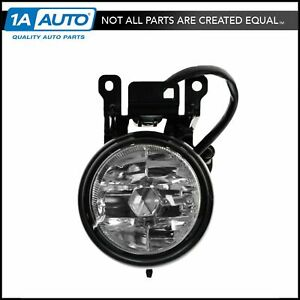Fog Driving Light Lamp Passenger Side Right For 00 04 Mitsubishi Montero Sport
