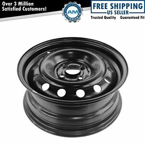 Dorman 15 Inch 4 Lug Steel Replacement Wheel Rim New Each For 01 05 Civic El
