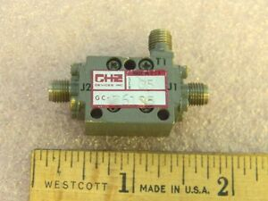 Sma Rf Directional Coupler 40db 2 0 To 2 3ghz Ghz Devices Gc 76135