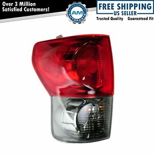 Taillight Taillamp Rear Brake Light Driver Side Left Lh For 07 09 Tundra Truck