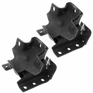 Engine Motor Mounts Left Right Pair Set For Chevy Gmc V8 5 3l 6 0l