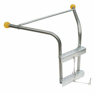 Roof Zone 48589 Ladder Stand Off Stabilizer 19 Max Standoff Distance