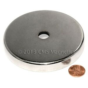 120 Lb Pull Magnetic Round Base Rb85 Magnetic Cup Assembly 3 79 Inch 100 count