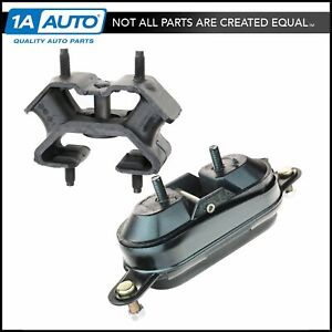 Engine Motor Transmission Mounts Kit Pair For Buick Chevy Pontiac Olds