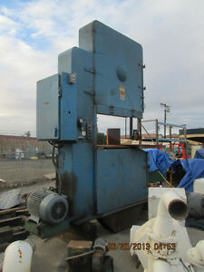 52 Tannewitz Model S1ne Vertical Band Saw