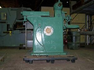 Stetson Ross 372 Sidehead 610a1 Profile Head Grinder Planer 610 A1