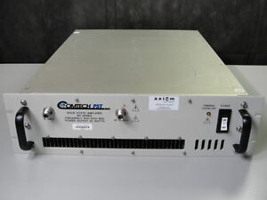 Pst comtech Ar8829 30 Microwave Amplifier 800 Mhz 2 Ghz 30w Research