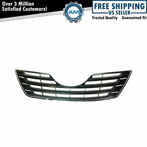 Grille Assembly Chrome Upper For 07 09 Toyota Camry Xle