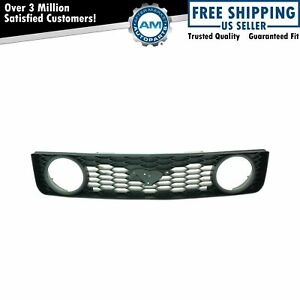Grille Assembly Upper Black For 05 09 Ford Mustang Gt