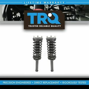 Trq Rear Complete Strut Spring Assembly Shock Pair Set 2pc For Maxima I30