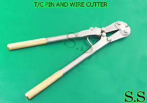 Pin And Wire Cutter 18 50 Surgical Orthopedic Instruments