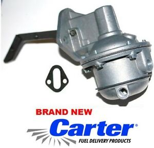 Carter Fuel Pump Studebaker V8 1955 1956 1957 1958 1959 1960 1961 1962 1963 1964