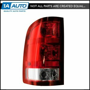 Taillight Taillamp Lh Left Driver Side For Gmc Sierra Denali 1500 2500 3500