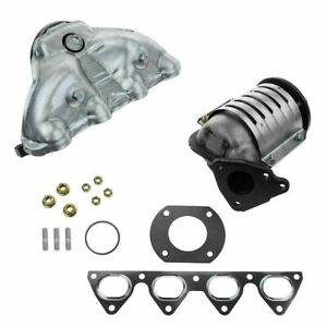 Dorman Exhaust Manifold W Catalytic Converter Gaskets For Honda Civic Del Sol
