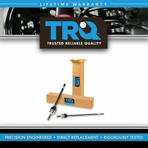 Trq New Front Cv Joint Axle Shaft Pair Set For Grand Cherokee Quadra Drive 4wd
