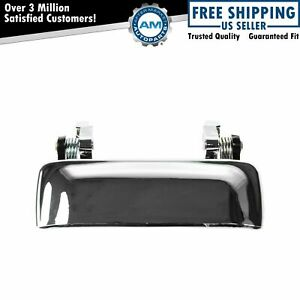 Door Handle Front Outer Chrome Left Lh Or Right Rh For Ford Ranger Mazda Pickup