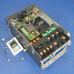 Saftronics 50 60hp Open Loop Variable Speed Ac Drive Gp10e9st32060b1 cover