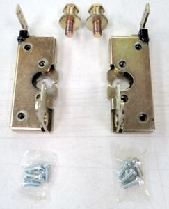 Large Bear Jaw Latches Car Door Claw Lock Street Hot Rod Latches New Locking