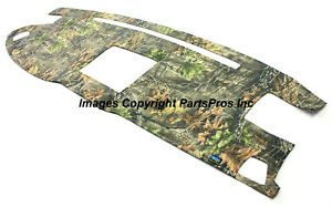 New Superflage Camo Camouflage Tailored Dash Mat Cover Toyota Tundra Truck