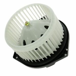 Heater A C Front Blower Motor W Fan Cage New For Nissan Infiniti