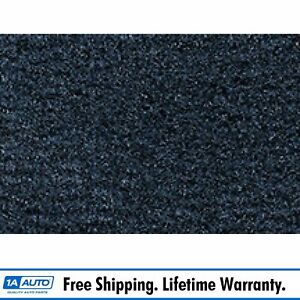 For 1982 88 Chevy Monte Carlo Cutpile 7625 Blue Complete Carpet Molded