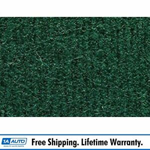 For 1978 79 Ford Bronco Cutpile 849 Jade Green Complete Carpet Molded