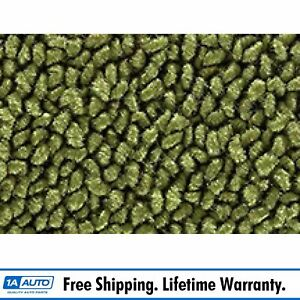 For 69 73 Chrysler Town Country Complete Carpet 14 Moss Green