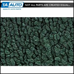 For 59 Ford Country Sedan 4 Door 80 20 Loop 25 blue Green Complete Carpet Molded