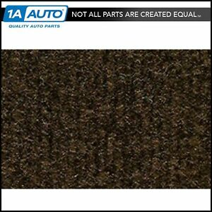 For 75 83 Ford E 100 Econoline Passenger Area Carpet 810 Brown