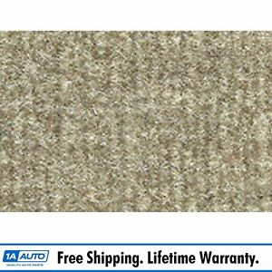 For 06 16 Chevy Impala 4 Door Cutpile 7075 Oyster Shale Complete Carpet Molded
