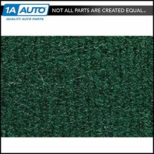 For 77 79 Ford Thunderbird 2 Door Cutpile 849 Jade Green Complete Carpet Molded