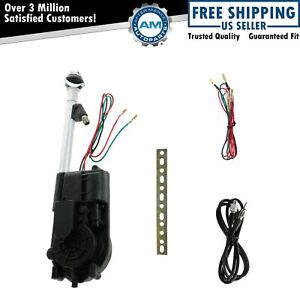 Power Radio Receiver Antenna Mast For Mazda Buick Chevy Ford Lincoln
