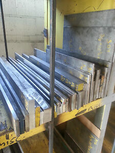Stainless Steel Flat Bar Alloy 316 1 3 4 X 2 1 2 X 32 3 4 3i6