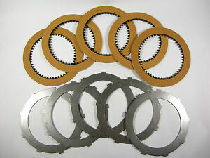 Clutch Pack 1948 1956 Dynaflow Transmission Frictions Steels Plates