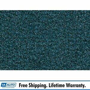 For 76 80 Dodge Aspen 4 Door Cutpile 818 ocean Blue br Bl Complete Carpet Molded