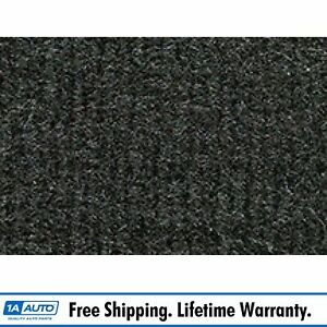 For 84 88 Toyota Pickup Regular Cab Cutpile 7701 graphite Complete Carpet Molded