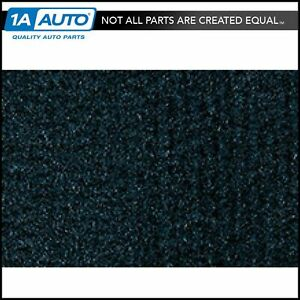 For 1974 75 Buick Apollo 4 Door Cutpile 8022 blue Complete Carpet Molded