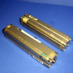 Festo 145psi Pneumatic Cylinders Advu 25 150 pa Lot Of 2