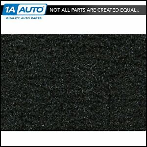 For 1998 02 Honda Accord Coupe Cutpile 879a dark Slate Complete Carpet Molded
