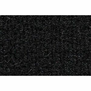 For 1986 97 Ford Ranger Extended Cab Molded Complete Carpet 801 black Cutpile