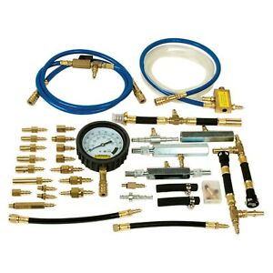 Performance Tool Master Fuel Injection Test Kit W89726