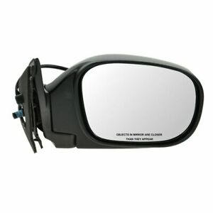 Power Heated Side View Mirror W Blue Tint Glass Passenger Rh For 01 03 Qx4