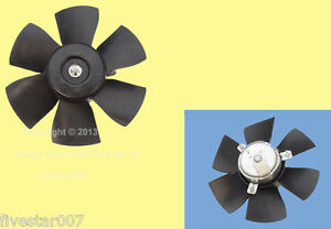 Uro Left Or Right Auxiliary Engine Cooling Fan Motor For Porsche 924 944 968